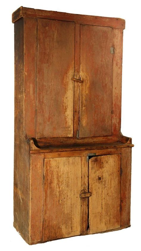 Primitive Cupboard by 324 Best Colonial And Primitive Cupboards Hutches Images