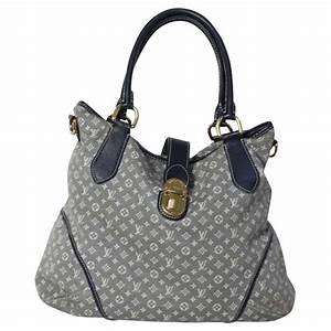 Louis Vuitton Handtasche : louis vuitton handtasche grau blau wei mit monogram ~ Watch28wear.com Haus und Dekorationen
