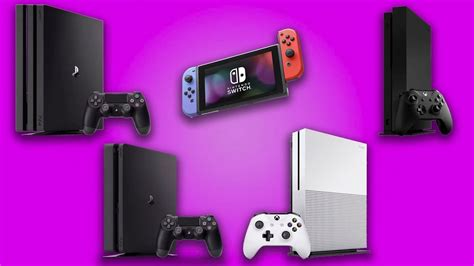 Top 10 Best Video Game Consoles You Should Buy 2019 Youtube