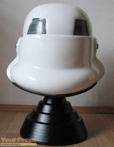 shepperton design studios wars a new sds stormtrooper stunt helmet shepperton design studios