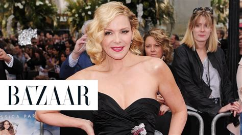 Kim Cattrall Hints At Sex And The City Spinoff YouTube