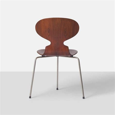 ant chairs 3100 by arne jacobsen for sale at 1stdibs
