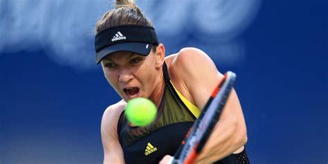 US Open results 2017: Maria Sharapova upsets 2nd-seeded Simona Halep in 1st round - SBNation.com