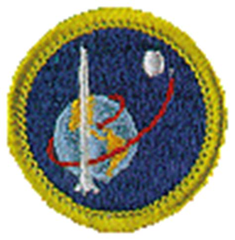 Space Exploration Meritbadgeman