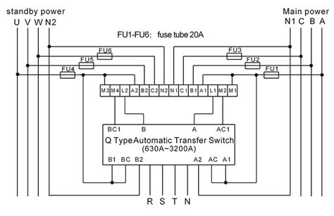 123 automatic transfer switch controller ats