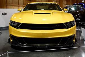2015 Saleen Mustang S302 Black Label Pushed The Muscle Car Limits