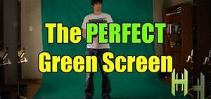 How To Set Up The Perfect Green Screen Studio  U00ab Props  U0026 Sfx