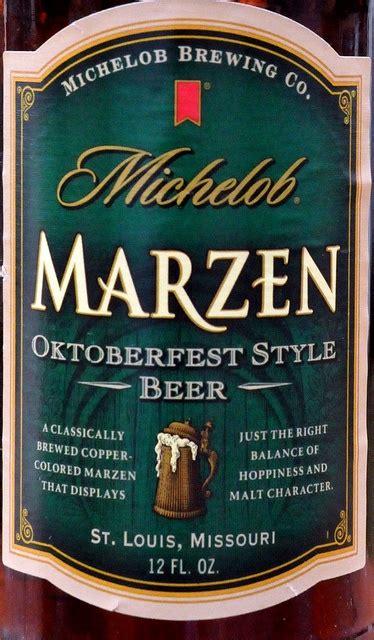 Oktoberfest Marzen Beer