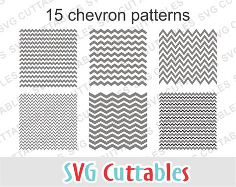 chevron patterns sofontsy
