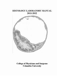 Histology Lab Manual