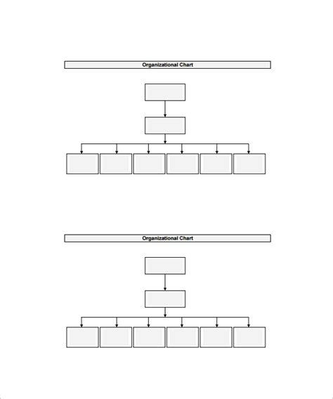 boy scout troop organization chart template templates