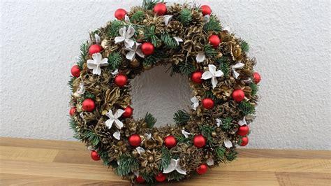 Weihnachtsdeko, Türkranz, Wandkranz Für Die Adventszeit