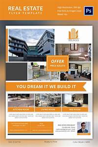 real estate flyer template 37 free psd ai vector eps With property brochure template free