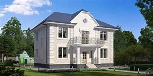 2 Geschossiges Haus : 2 geschossiges haus mit spielplatz designstil und visualisierung ~ Frokenaadalensverden.com Haus und Dekorationen