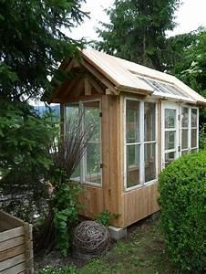 Tomatenhaus Holz Bausatz : greenhouse tomatenhaus aus l rche und alten fenstern und t re v xthus pinterest v xthus ~ Whattoseeinmadrid.com Haus und Dekorationen