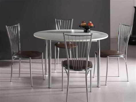 tables de cuisine rondes meubles de cuisine meubles etienne mougin