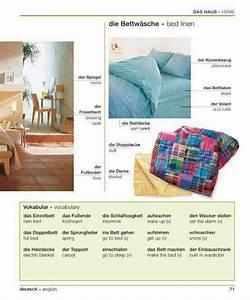 Bedroom Furniture Names In German German Vocabulary