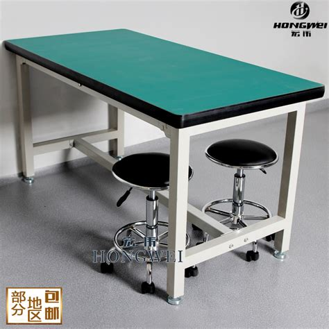 anti static workbench console heavy duty assembly