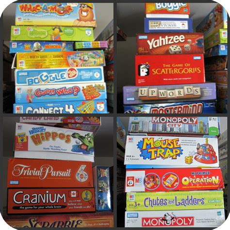 Let's Talk Board Games!  Children's Health Naturally