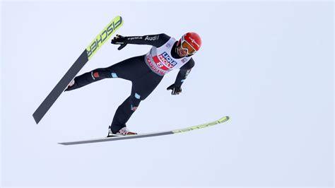 Wenn der winter vor der tür steht, kommen die wintersportfans wieder auf ihre kosten. Skispringen: Eisenbichler verpasst Podest knapp - Geiger ...