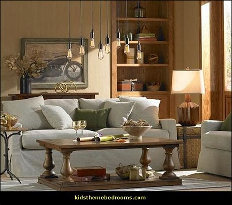 industrial home decor decorating theme bedrooms maries manor industrial style