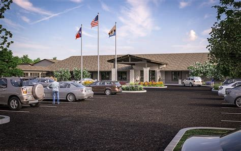 richard  anderson texas state veterans home