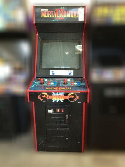 Mortal Kombat Arcade Machine by Mortal Kombat 2 Arcade For Sale Vintage Arcade