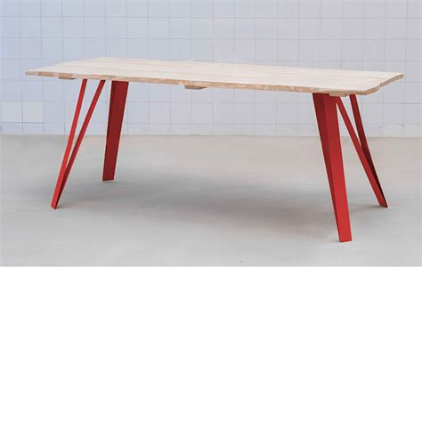 bureau 120 cm graf k fabricant de pieds de table et plateau en bois design