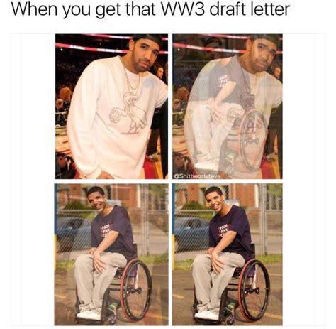Drake Wheelchair Meme - wheelchair drake meme www pixshark com images galleries with a bite