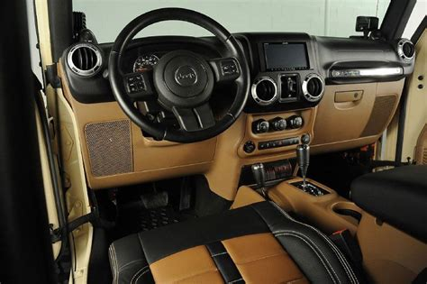 starwood motors jeep interior starwood motors jeep wrangler bandit is a 700hp monster