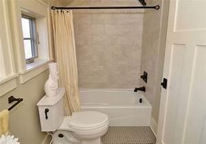 Salle De Bain Moderne Petit Espace : idee de salle de bain petit espace deco maison moderne ~ Dailycaller-alerts.com Idées de Décoration