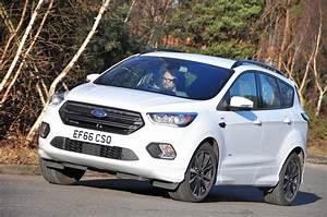 Ford Kuga 2017 St Line : 2017 ford kuga 2 0 tdci 180 st line powershift awd review autocar ~ Medecine-chirurgie-esthetiques.com Avis de Voitures