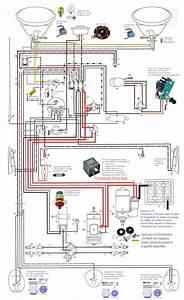 Vw Wiring Conversion 6v 12v Ovale