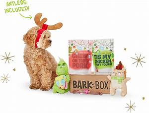 Dog Toys Treats Gifts Every Month BarkBox