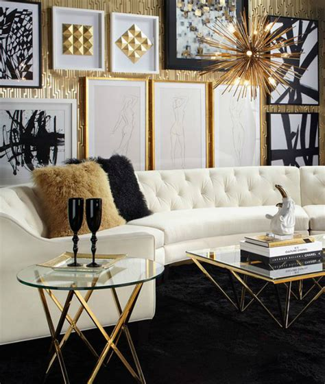 Living Room Decor Ideas Black And White by 15 Black And White Living Room Ideas
