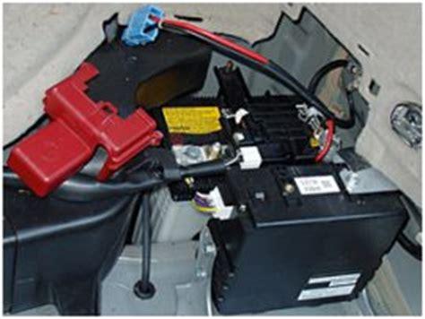 explication des batteries automobiles auxiliaires  de