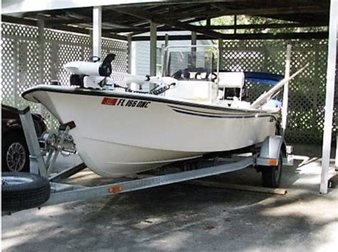 Maycraft Boats For Sale by May Craft 1700 Skiff Boats For Sale In Florida