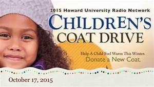 2015 WHUR-FM's Annual Children's Coat Drive - YouTube