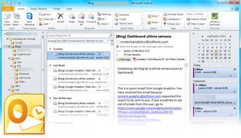 si鑒e de microsoft 7 clientes de correo electrónico para windows