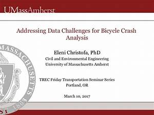 Addressing Data Challenges for Bicycle Crash Analysis