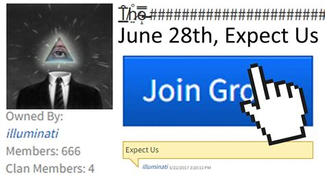 roblox hacker group  coming  june  youtube