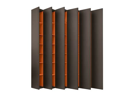 Libreria Aleph by Aleph Bookcase Hide And Display In 2019