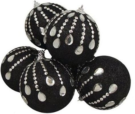 25 best ideas about black christmas trees on pinterest
