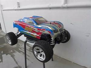 4wd 1  5 Monster Truck Smartech Boxer Gas Engine Rtr 2 4