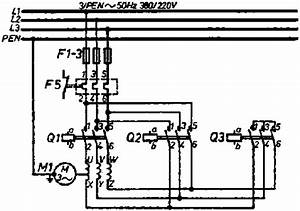 Star Delta Rotary Switch Wiring Diagram