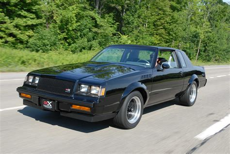 Third 1987 Buick Gnx Ever Made Breaks Cover After Decades