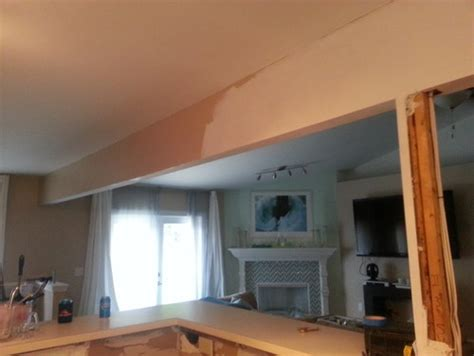 paint color for ceiling beam