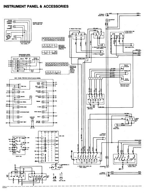 Cadillac Deville Factory Amp Wiring Diagram Free
