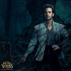 Chris Pine is The Prince. - Into The Woods Movie
