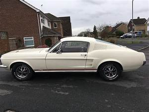 White Ford Mustang For Sale   Convertible Cars